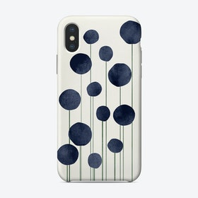 Waterflowers Phone Case