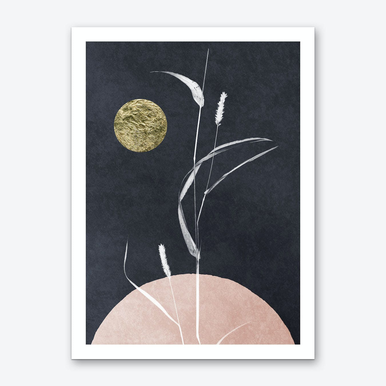 Glooming in the Dark Art Print