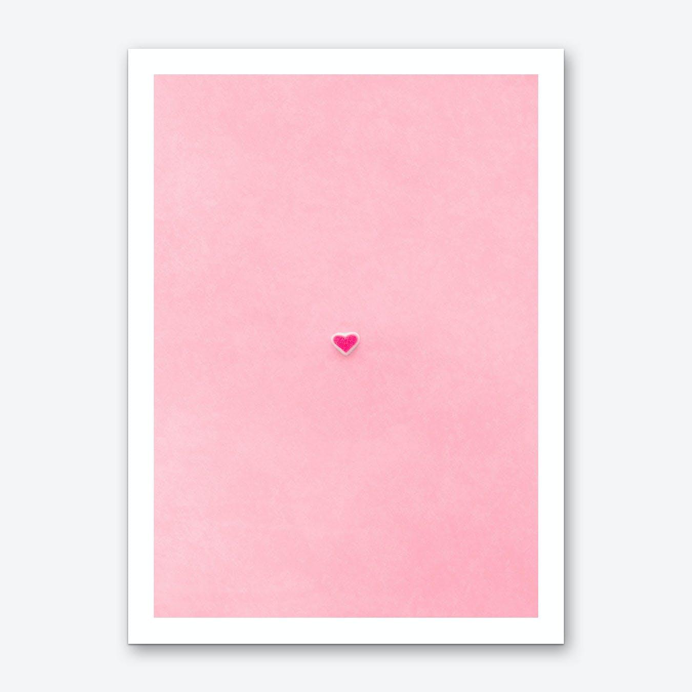 Little Sweetheart Art Print