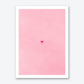 Little Sweetheart Art Print