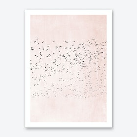 Moving On Art Print