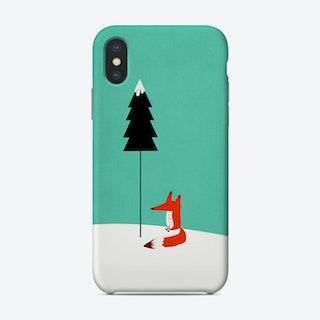 Little Mister Fox Phone Case
