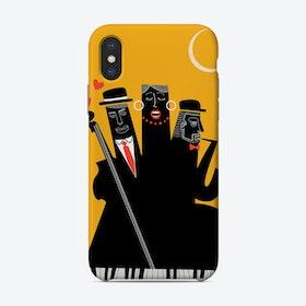 A Jazzy Night Phone Case