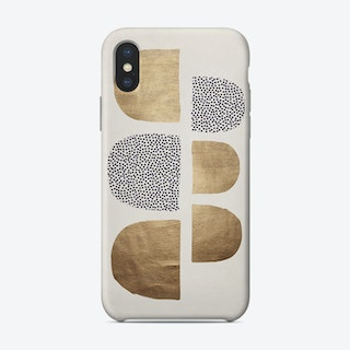 Abstract 7 Phone Case