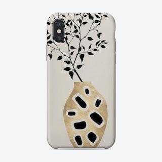 Scandinavian Tree Phone Case