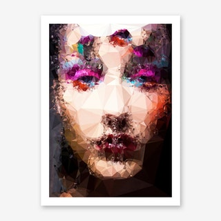 Blurready At Night Art Print