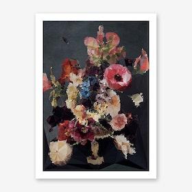 Bouquet No 7 Art Print