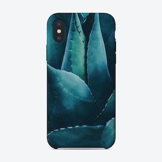 Cactus No4 iPhone Case