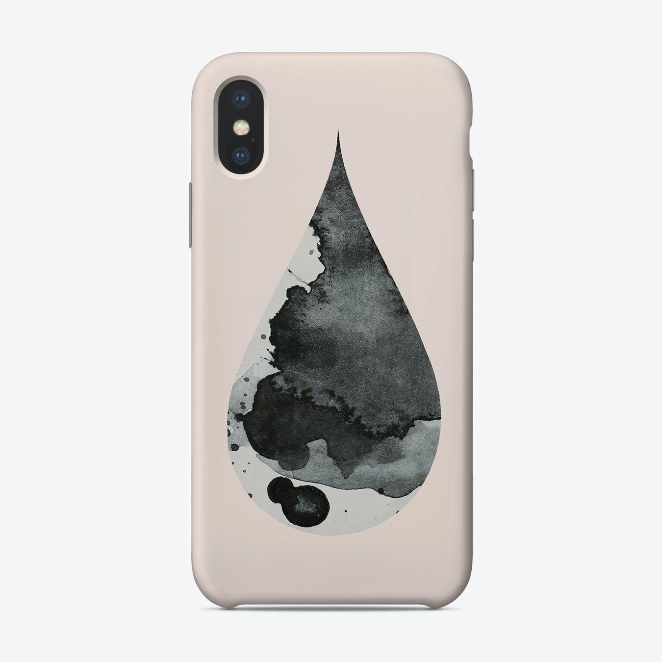 Drop No12 iPhone Case