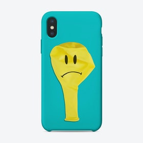 Sad Balloon  iPhone Case