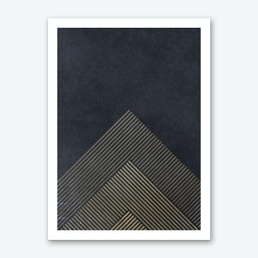Pyramid Of Love Art Print