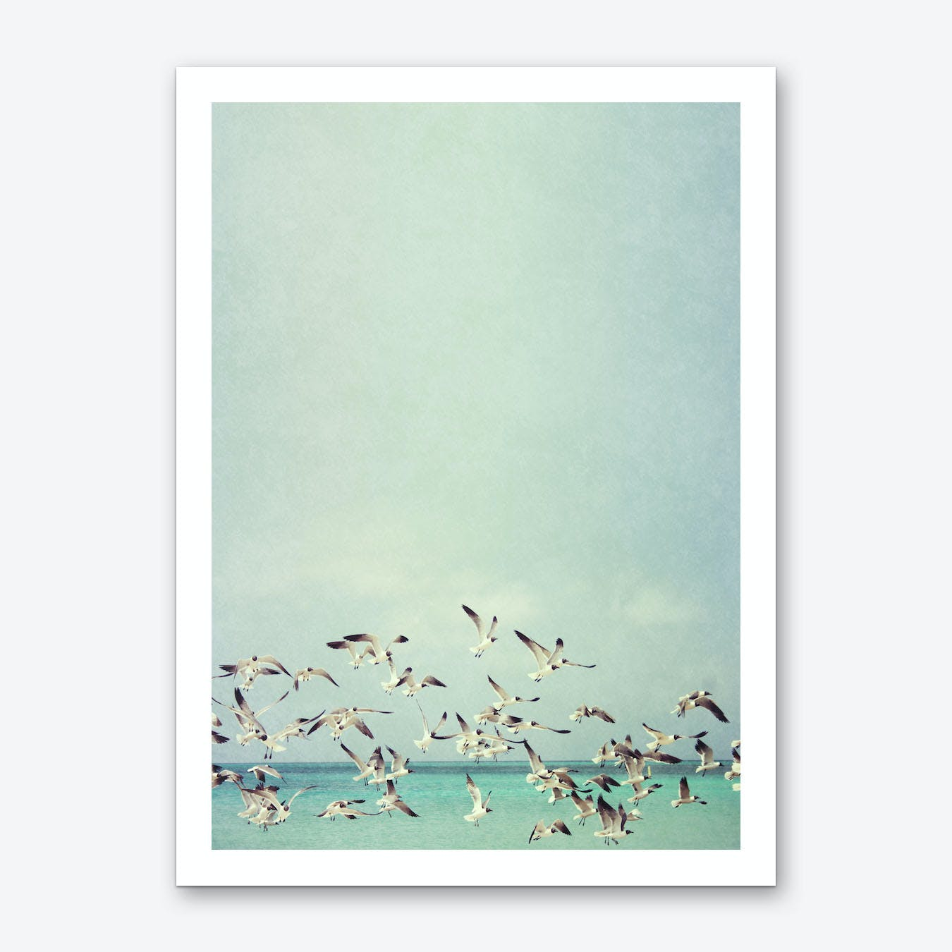 Rising Art Print
