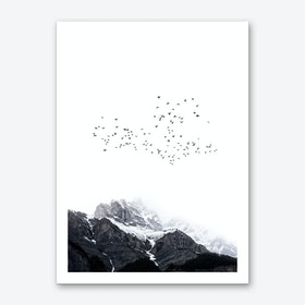 The Mountain Art Print