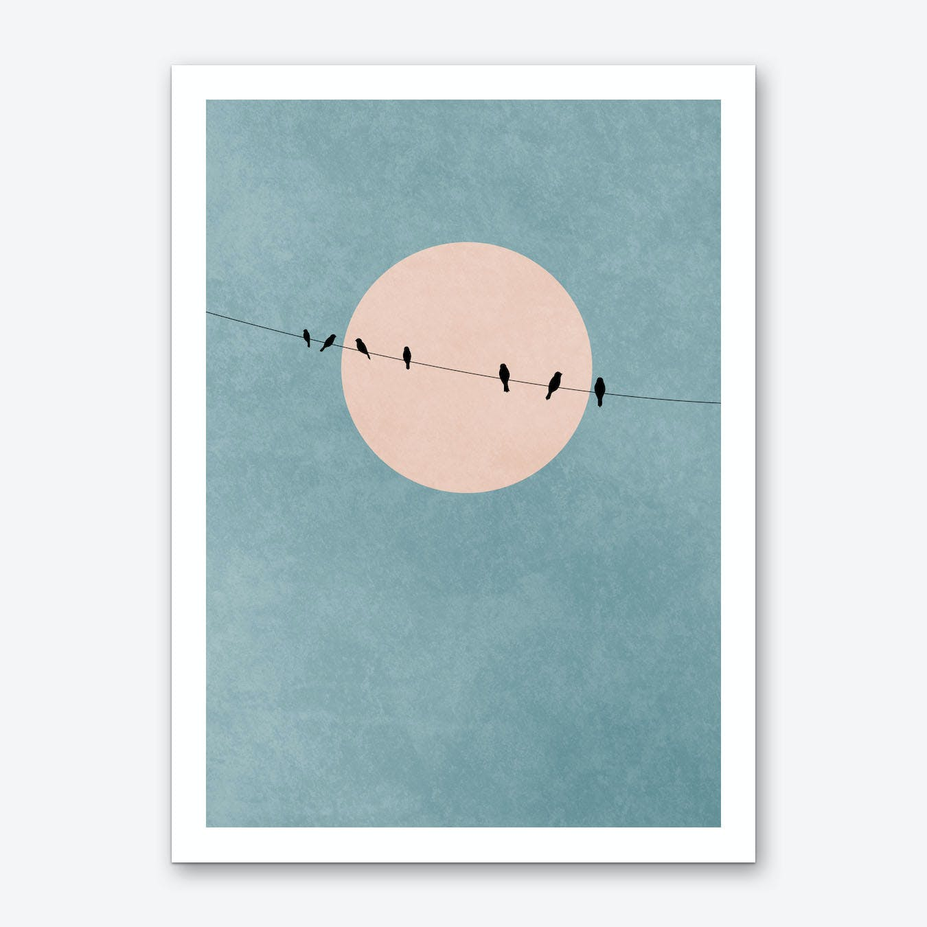 The Beauty Of Silence Art Print