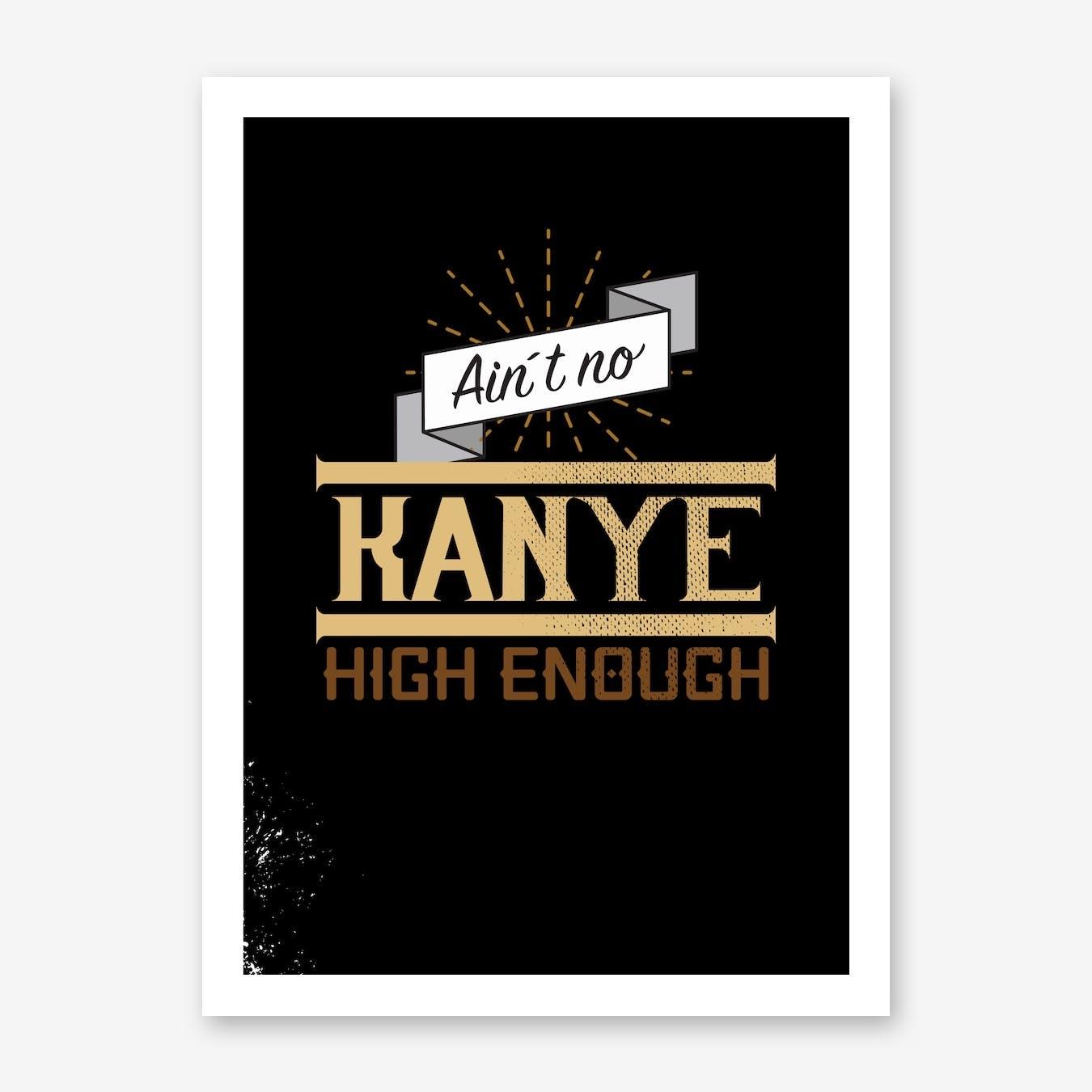 High Kanye