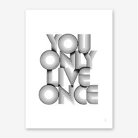 Only Art Print