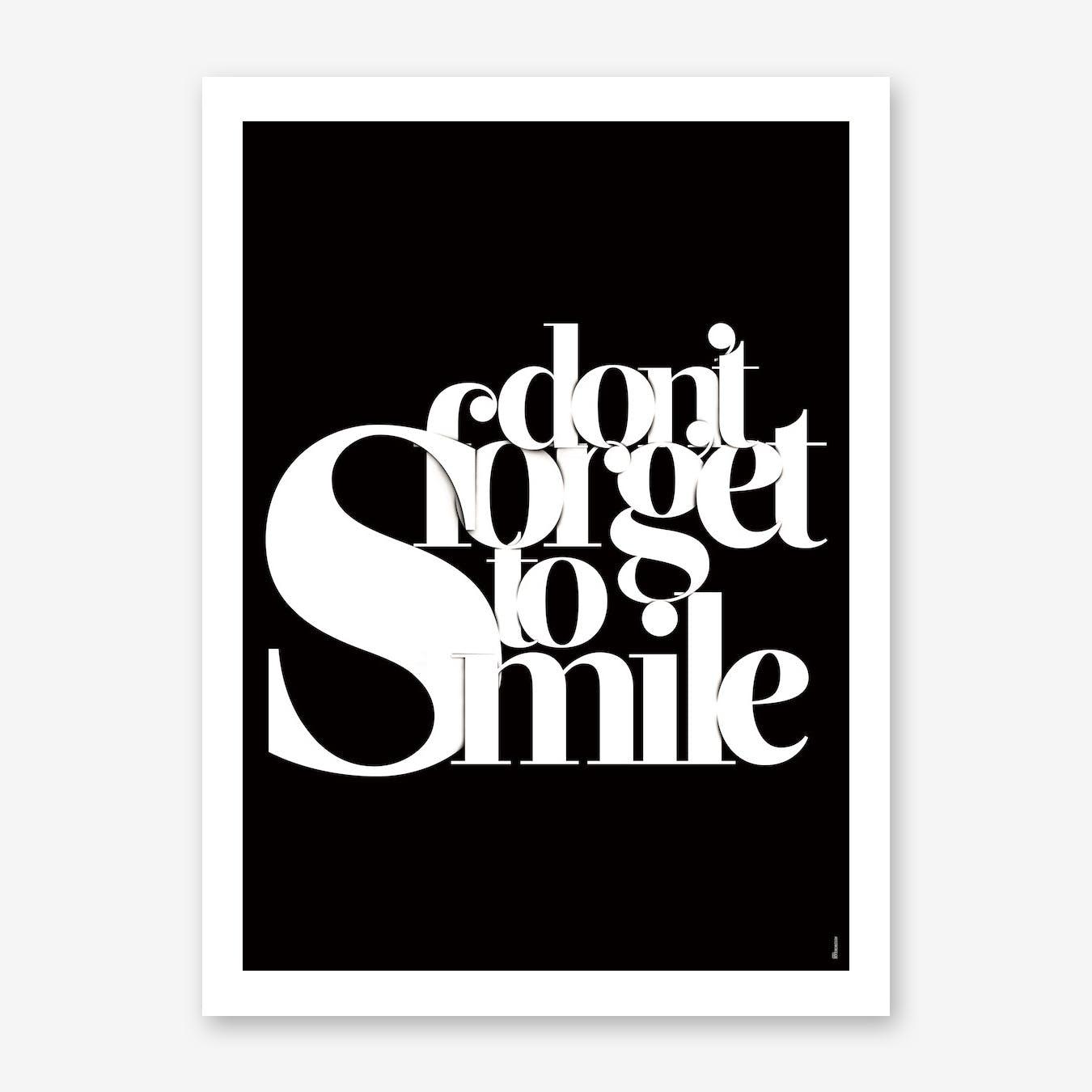 Smile Print