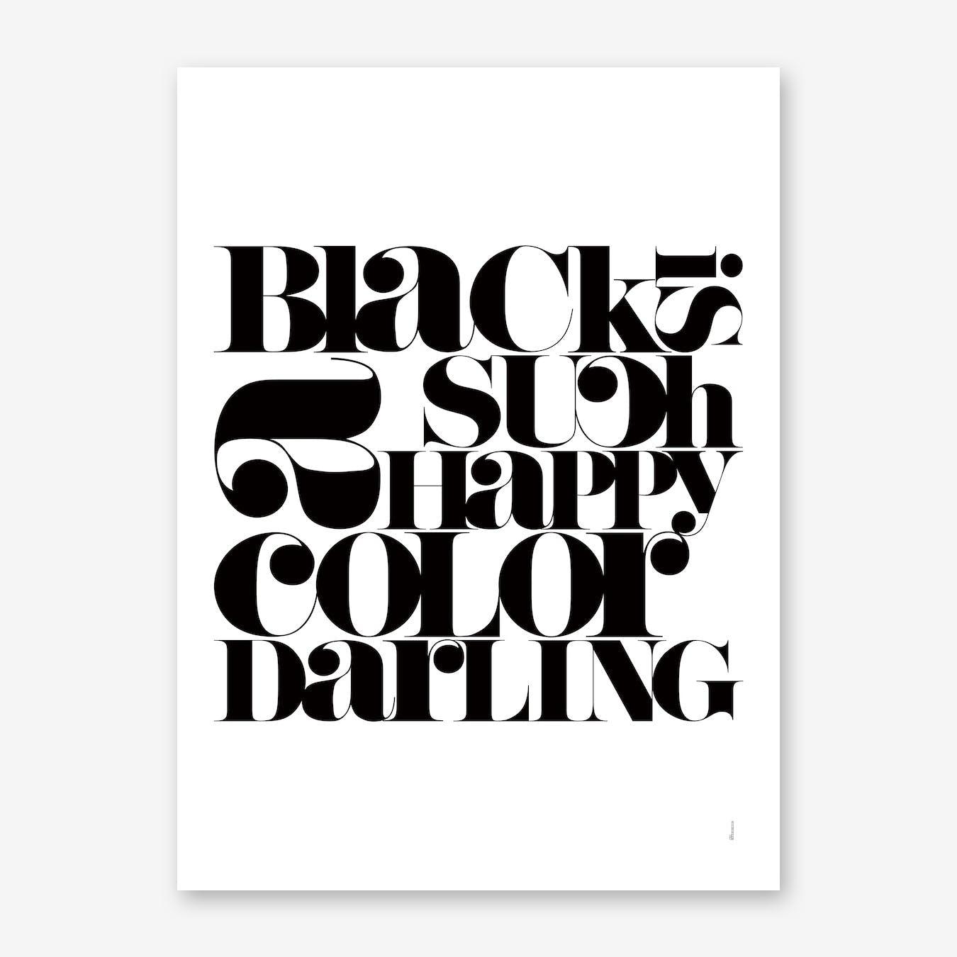Darling Print