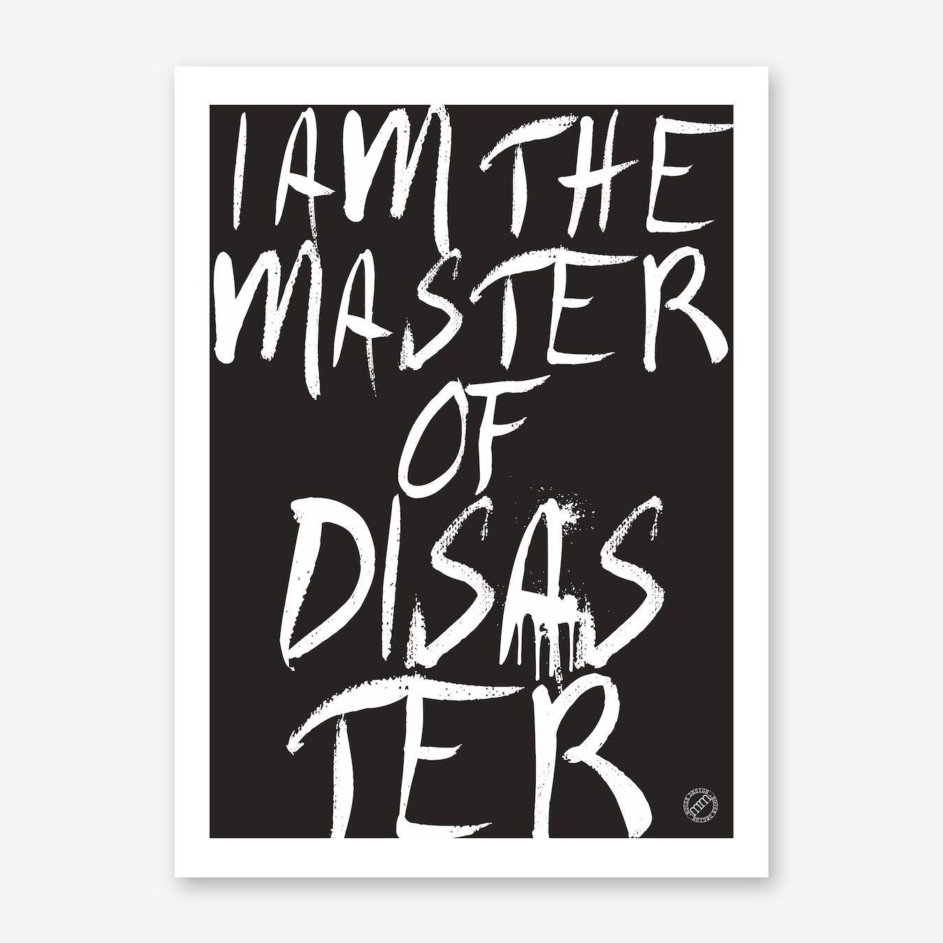 Disaster Print