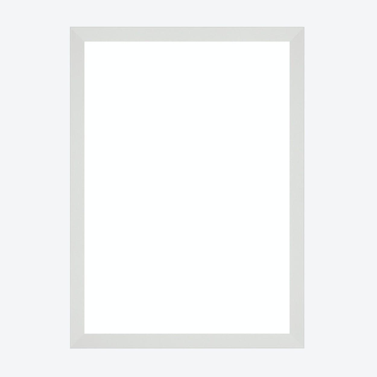 Matte White Oak Frame
