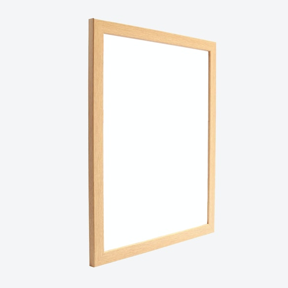 Raw Oak Frame By Frames by Fy! - Fy