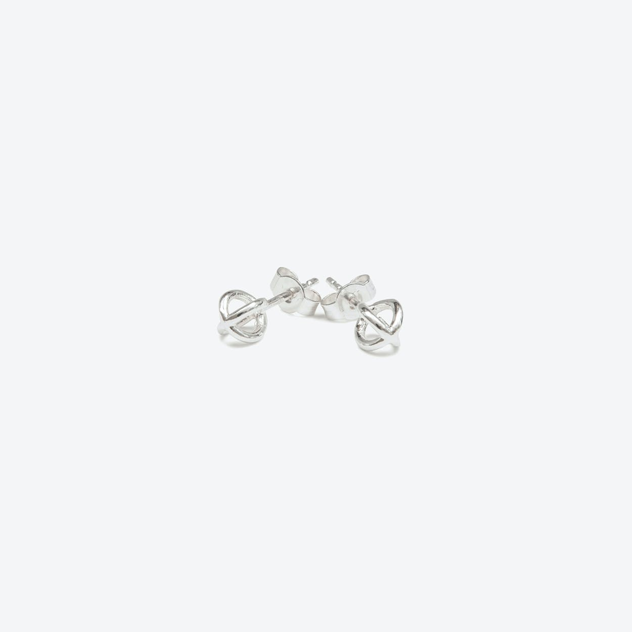 Ear studs KISSKISS in Silver 925