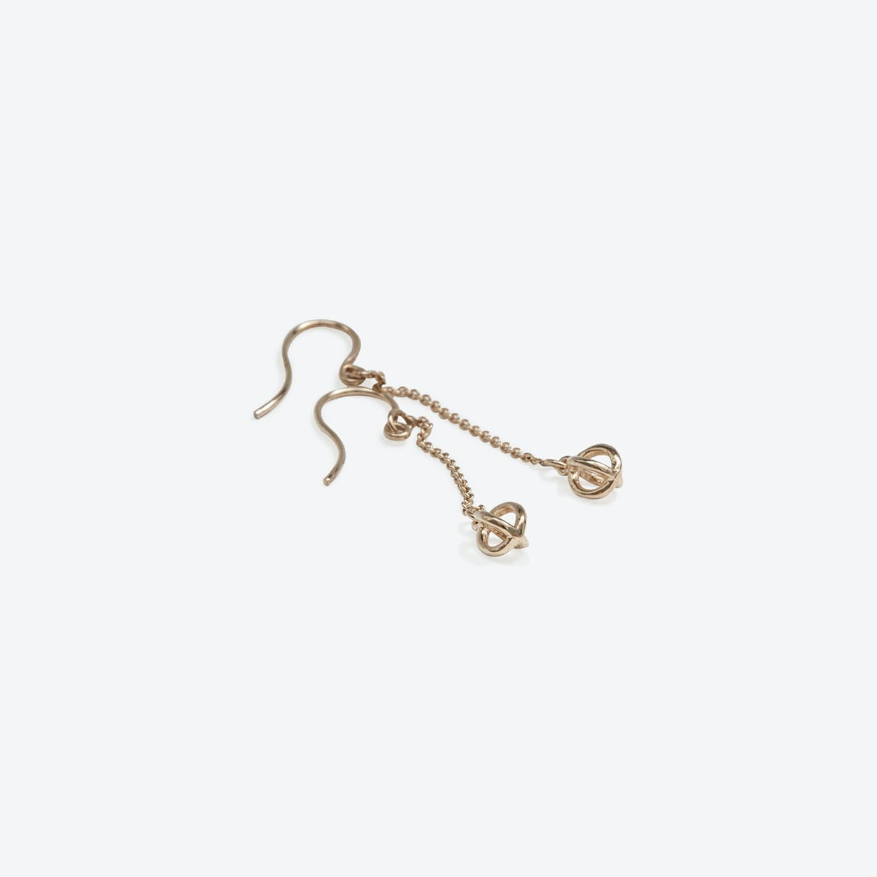 Earring KISSKISS in Gold 375