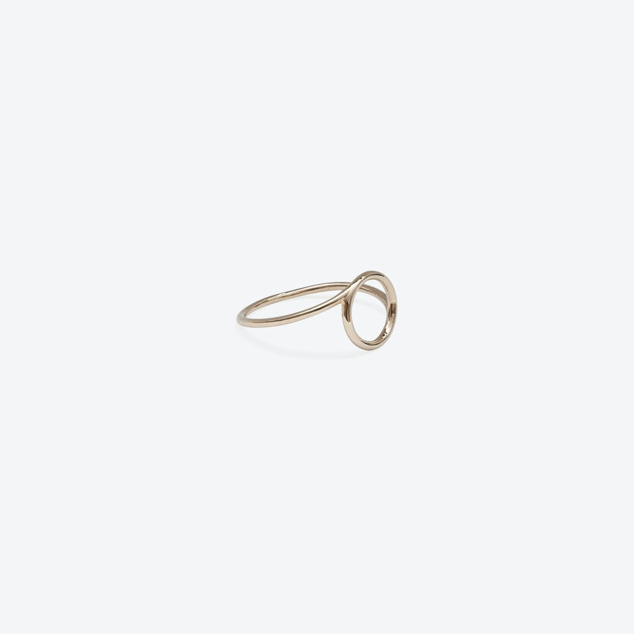 Ring SPIRAL in Gold 375
