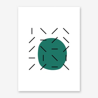 011 Art Print