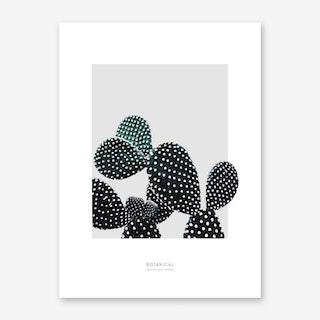 Opuntia Microdasys Art Print