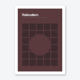 Rationalism Art Print