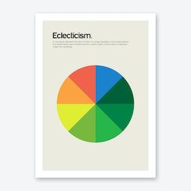 Eclecticism Art Print