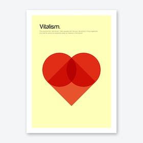 Vitalism Art Print