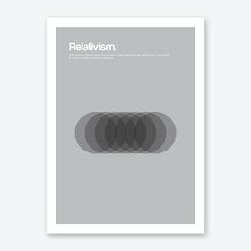 Relativism Art Print