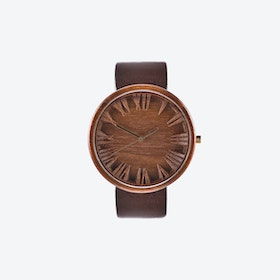 Prunus Wooden Watch