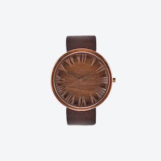 Prunus Wooden Watch