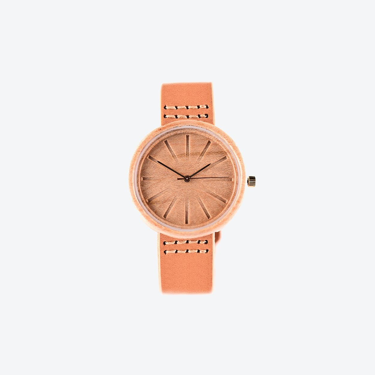 Lucus Wooden Watch