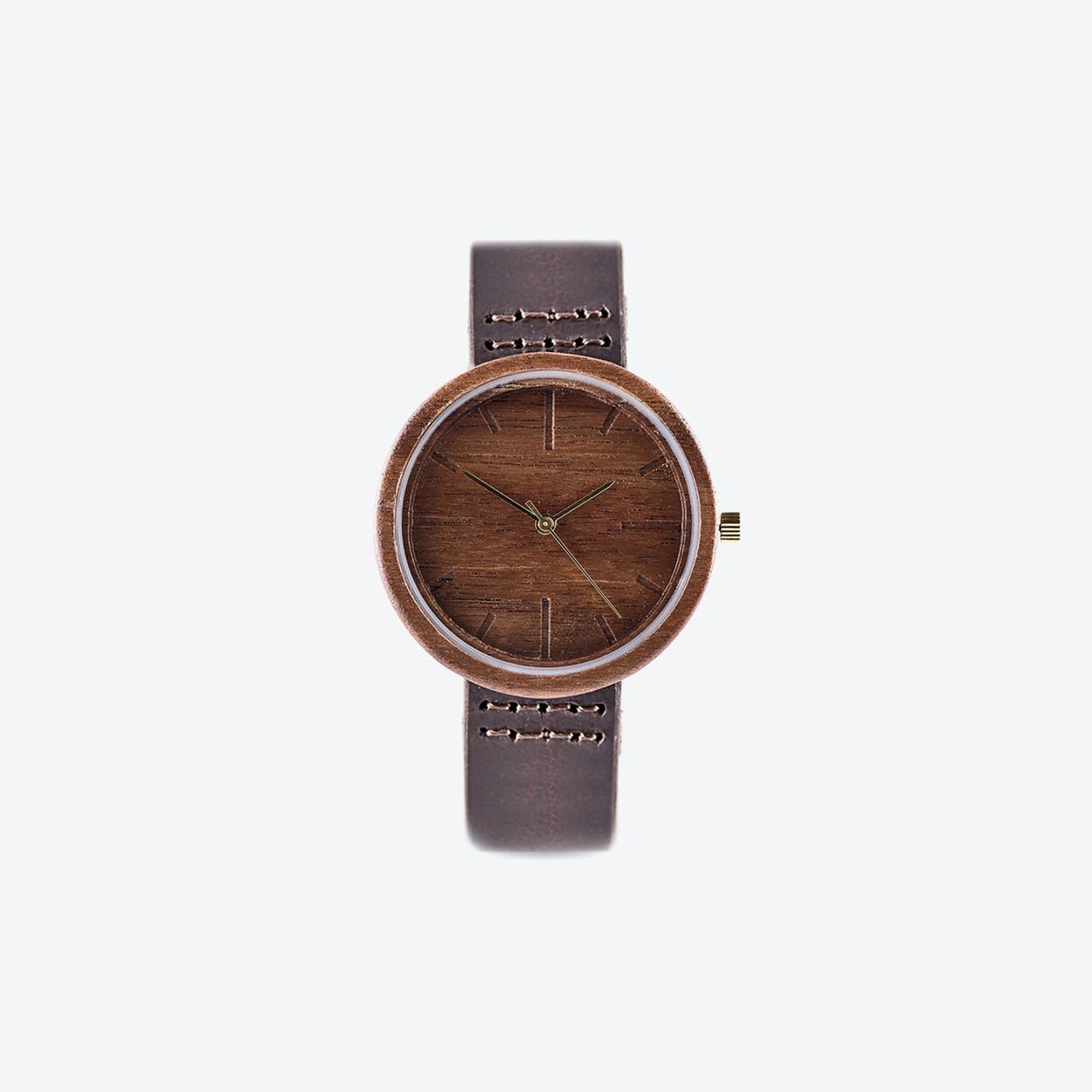 Muile Wooden Watch