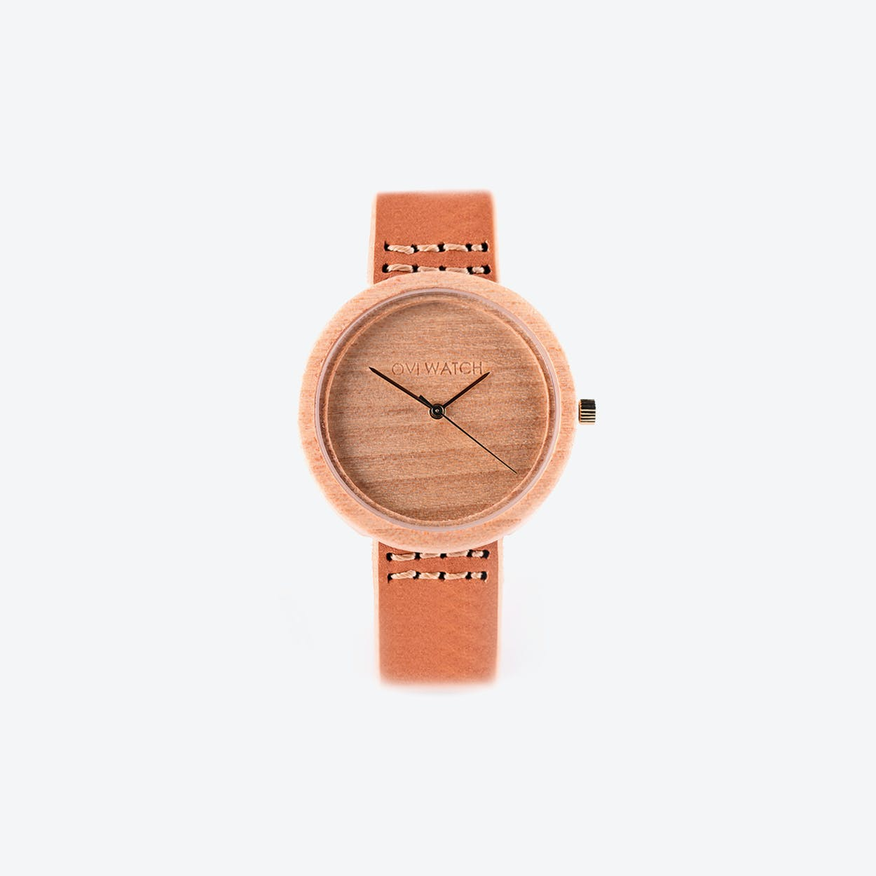Mundus Wooden Watch