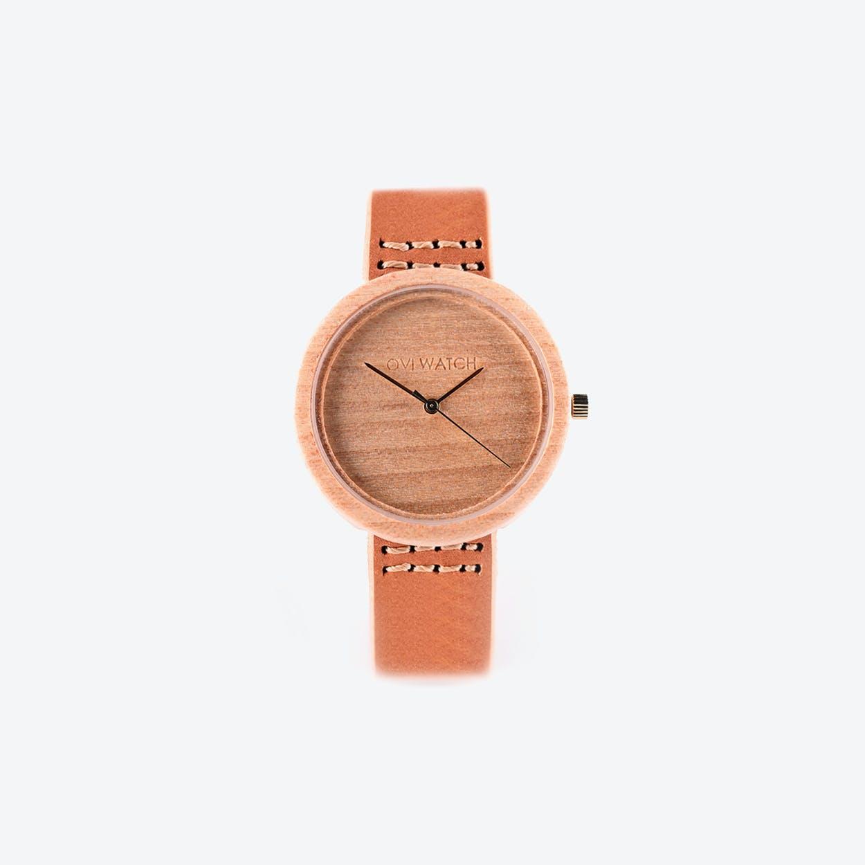 Mundus Wooden Watch