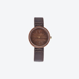 Tribus Wooden Watch