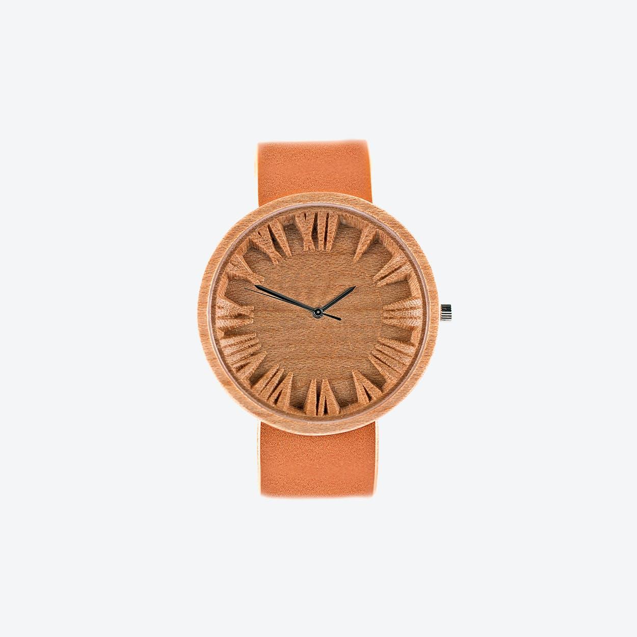 Herus Wooden Watch