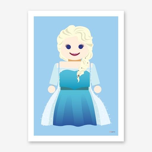 Toy Elsa Frozen