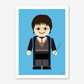 Toy Harry Potter Art Print