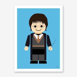 Toy Harry Potter Art Print