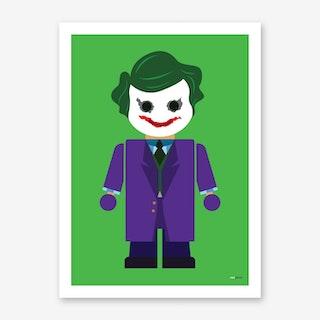 Toy The Joker Art Print