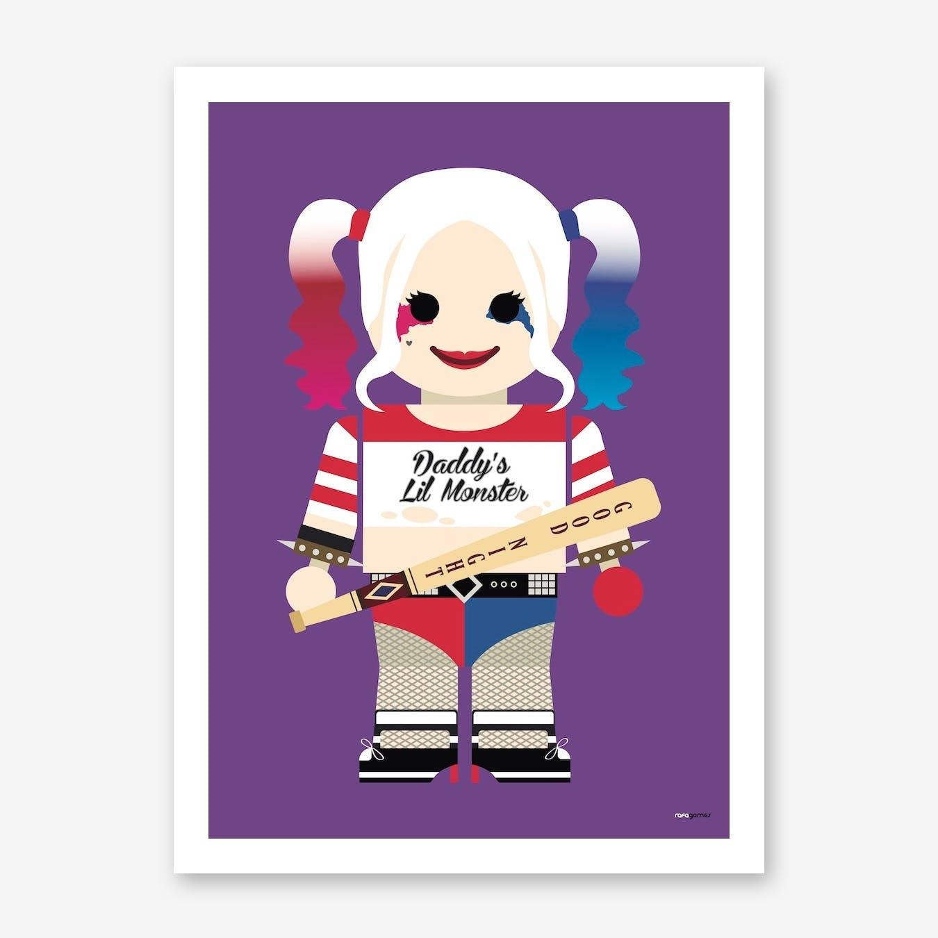 Toy Harley Quinn