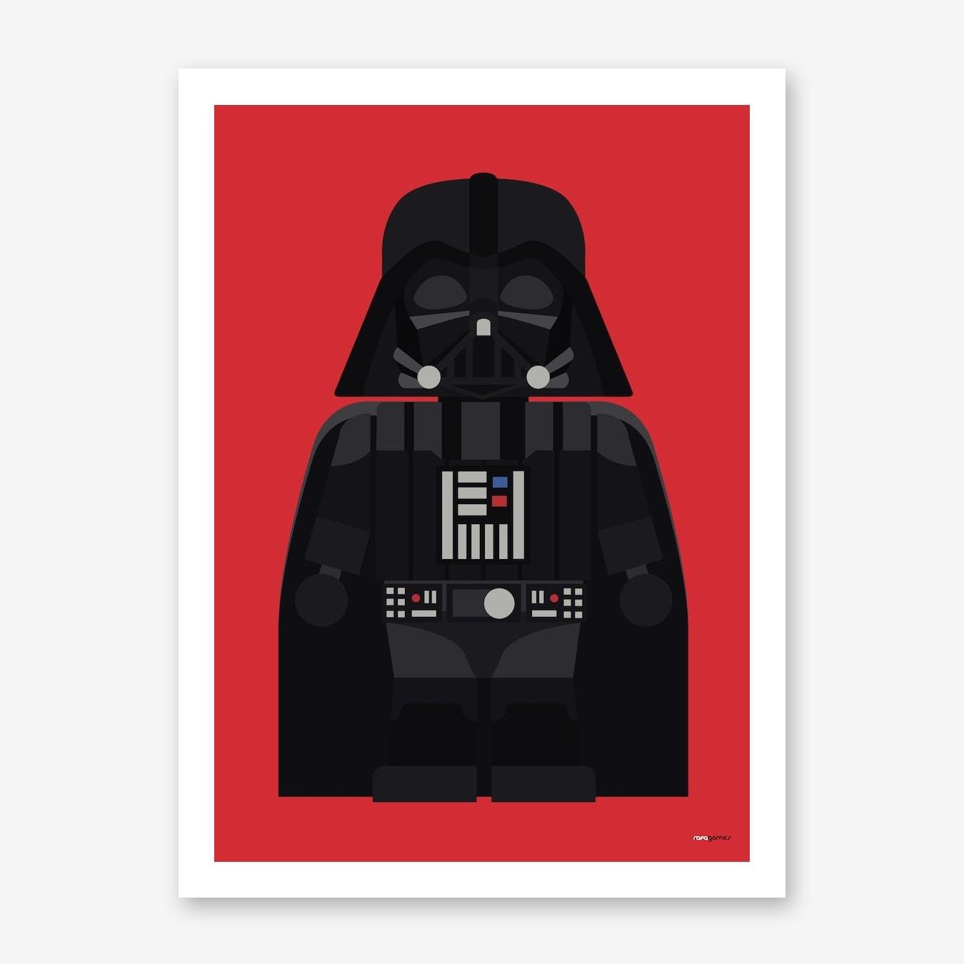 Toy Darth Vader