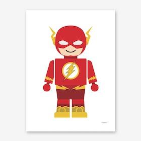 Toy Flash Art Print