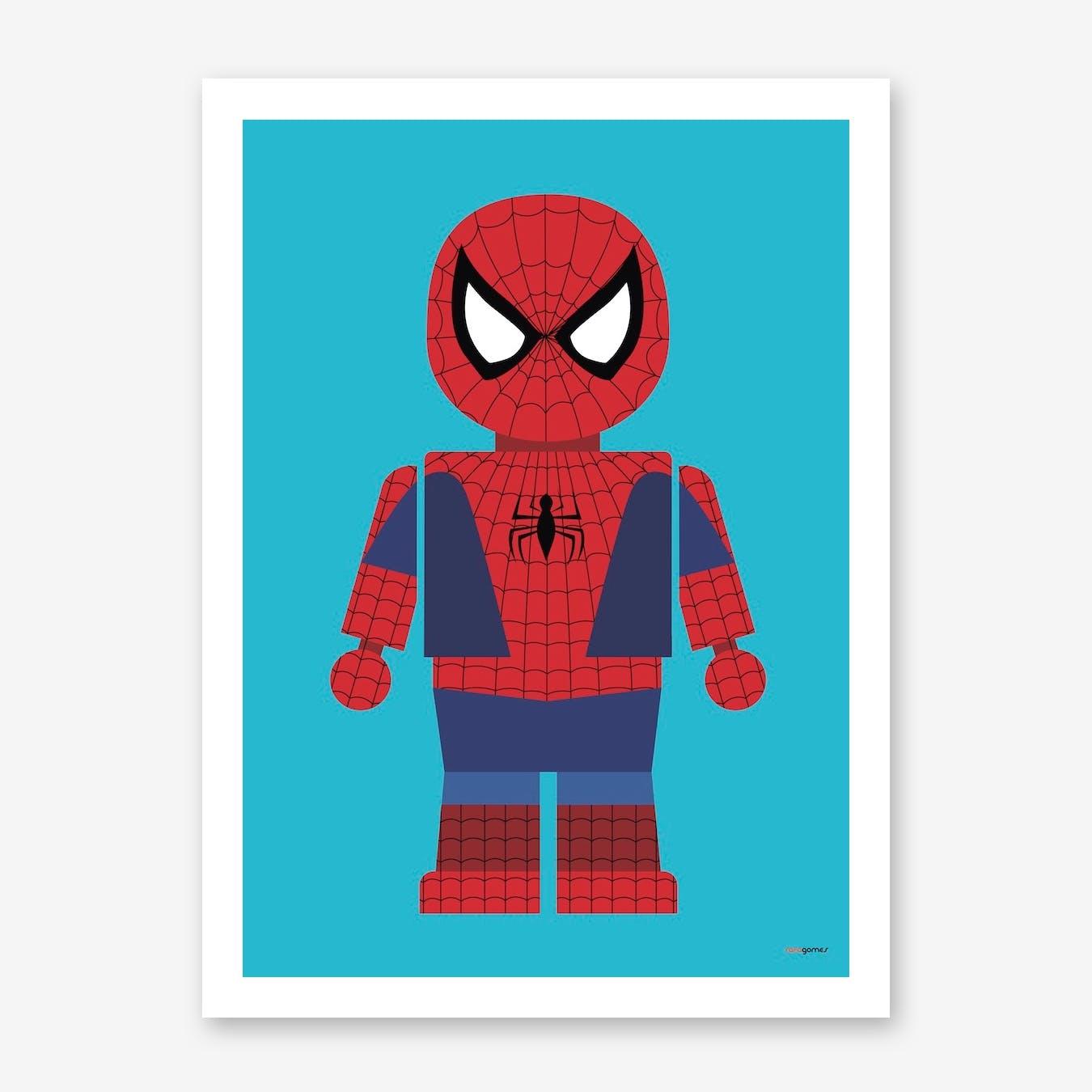 Toy Spider Man